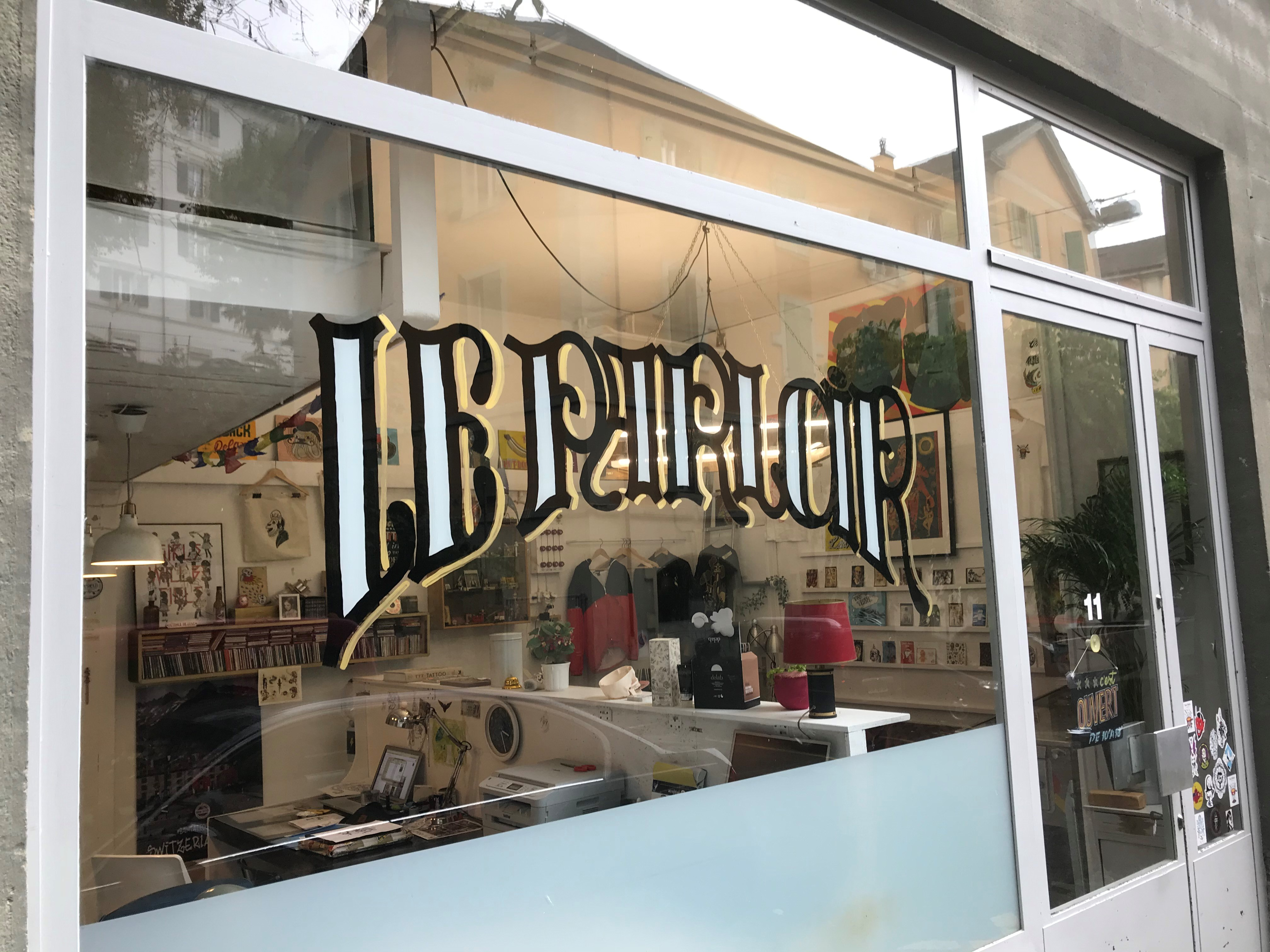 Le Parloir : à la rencontre du studio de tatouage Lausannois